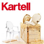 Kartell: Classic with a twist