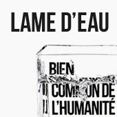 Philippe Starck + made in design : LAME D'EAU