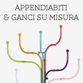 Appendiabiti & Ganci su misura