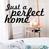 Just a perfect home : Consigli e trucchi della redazione