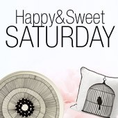 Happy & sweet saturday