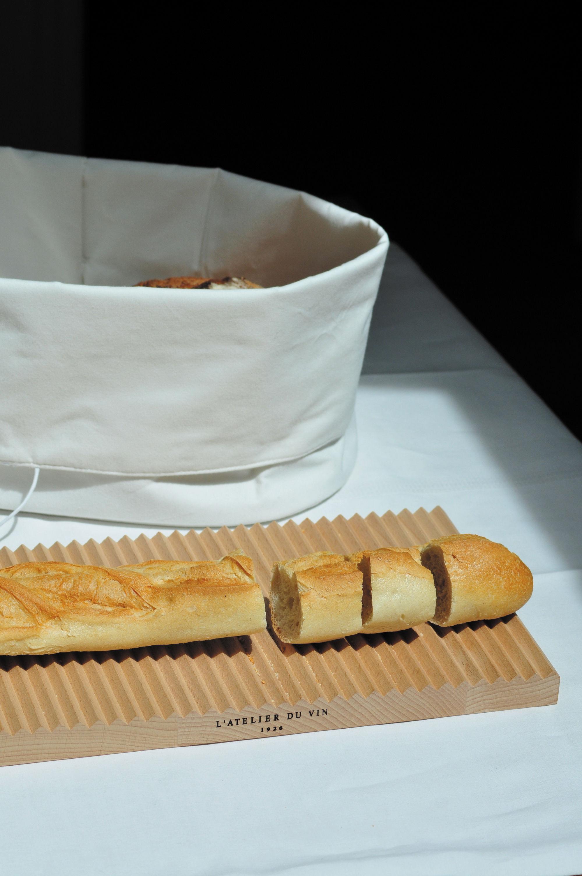 sac pain pour conserver et servir blanc l 39 atelier du vin. Black Bedroom Furniture Sets. Home Design Ideas