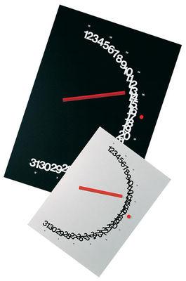Mezza Meridiana perpetual calendar / Mural Red,Black