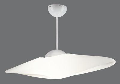 suspension luminair ventilateur blanc fontana arte. Black Bedroom Furniture Sets. Home Design Ideas