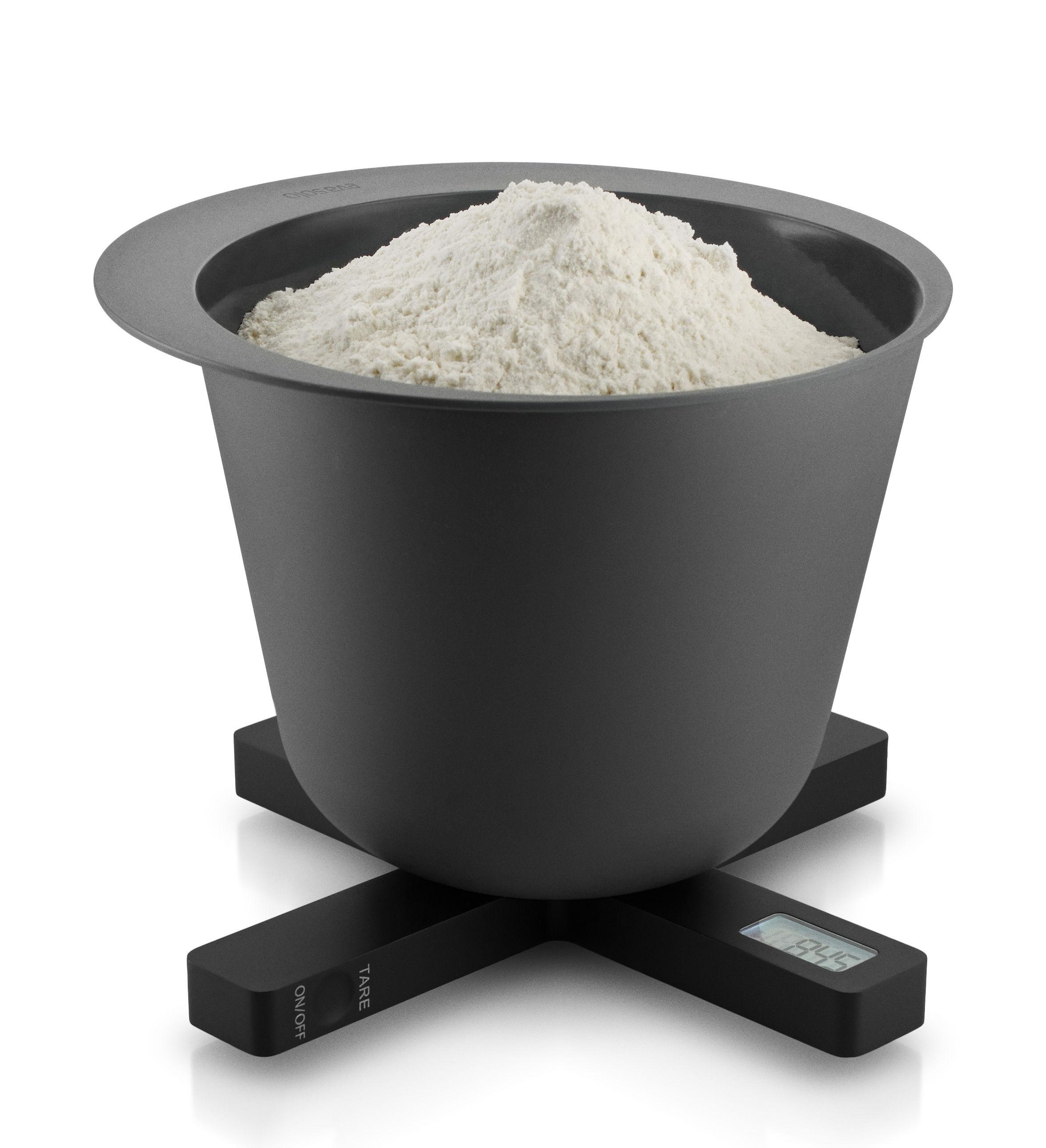 Balance de cuisine lectronique noir eva solo - Koziol balances ...