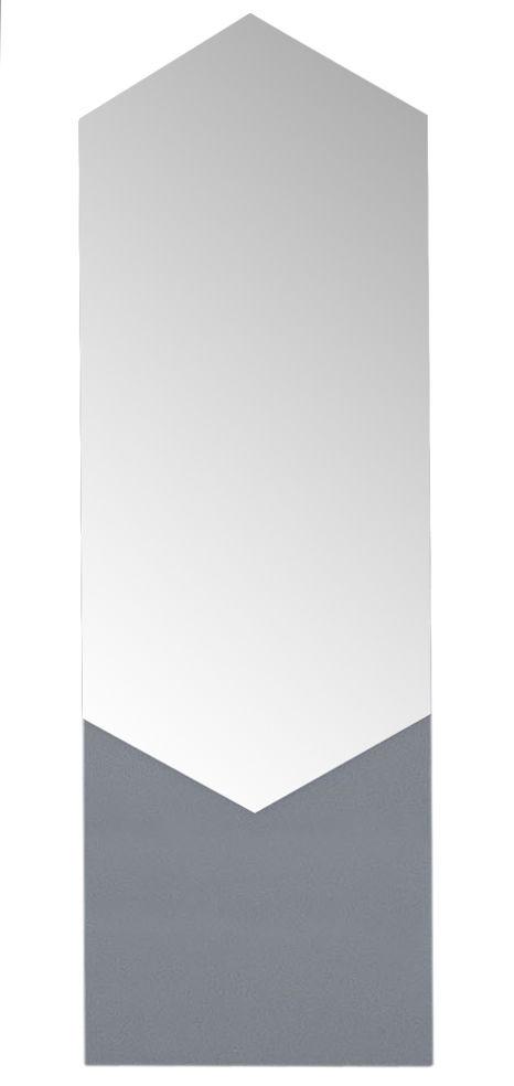 Scopri specchio shape esagonale large l 50 x h 150 cm for Specchio esagonale