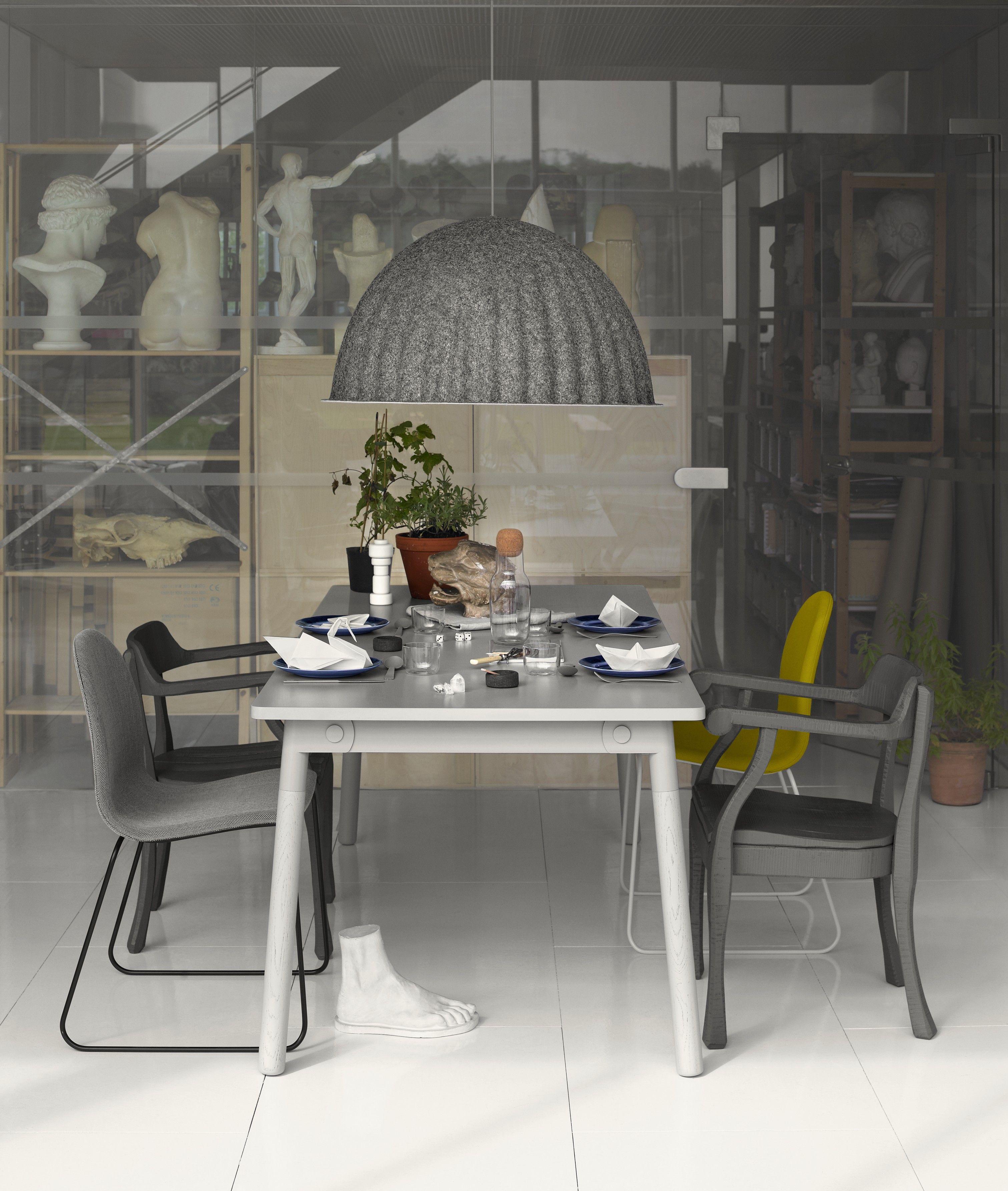 scopri macina spezie plus pepe o sale multicolore di muuto made in design italia. Black Bedroom Furniture Sets. Home Design Ideas