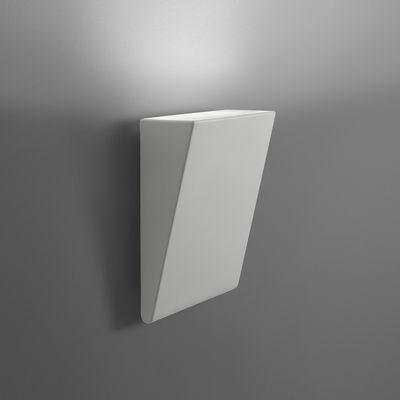 Scopri applique cuneo  / lampada da terra   per esterni, alluminio ...