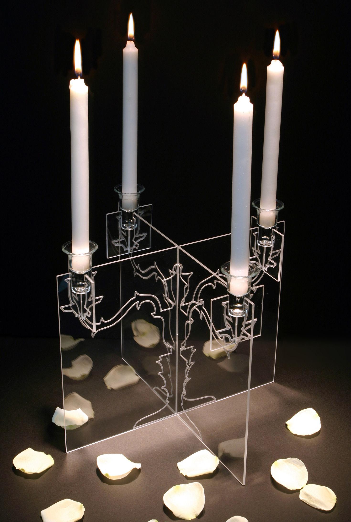 chandelier ghost candelabre transparent innermost. Black Bedroom Furniture Sets. Home Design Ideas