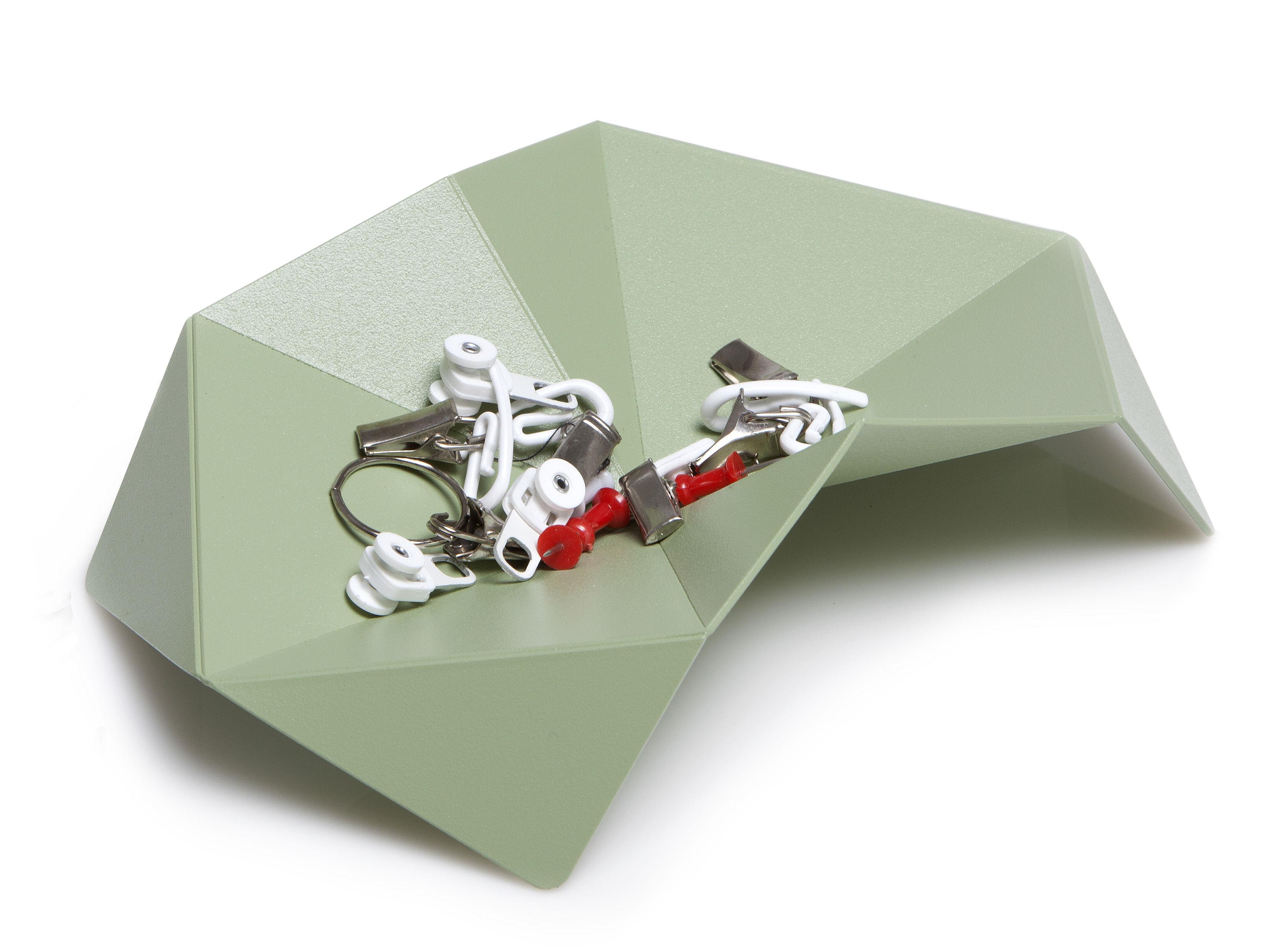 scopri cesto crab svuotatasche verde di linadura made in design italia. Black Bedroom Furniture Sets. Home Design Ideas