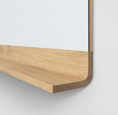 Miroir antlitz vertical h 140 cm vertical ch ne for Miroir 140 cm