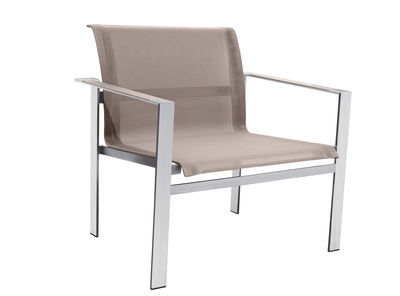 Ec-Inoks low armchair