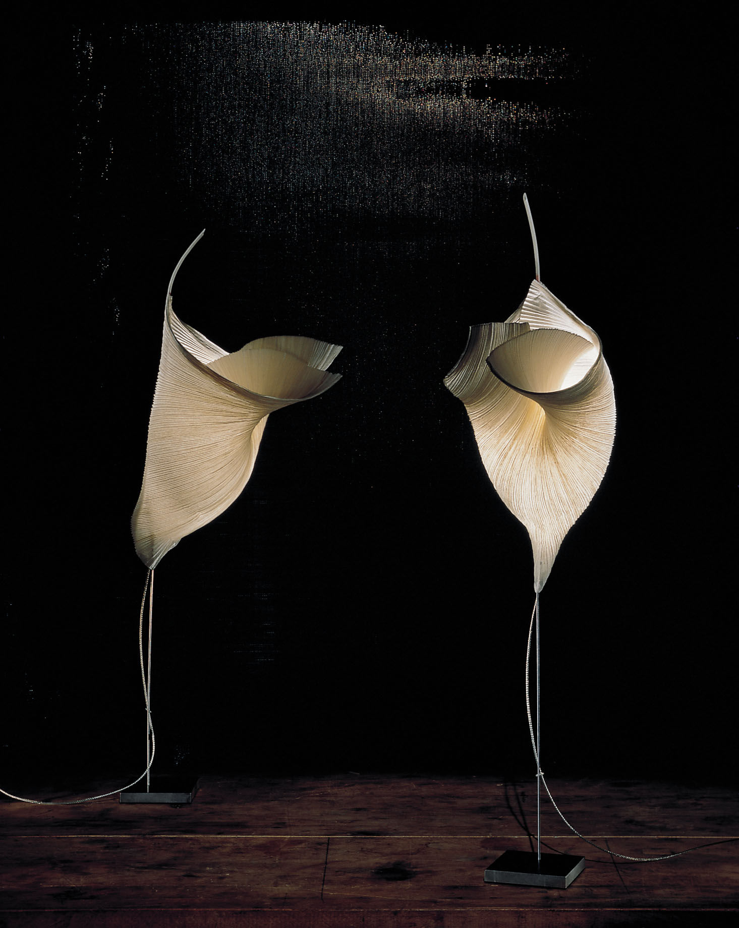 the mamo nouchies gaku floor lamp white steel by ingo. Black Bedroom Furniture Sets. Home Design Ideas