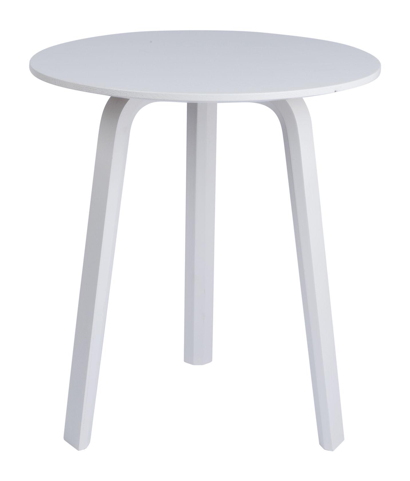 table basse bella 45 x h 49 cm blanc hay. Black Bedroom Furniture Sets. Home Design Ideas