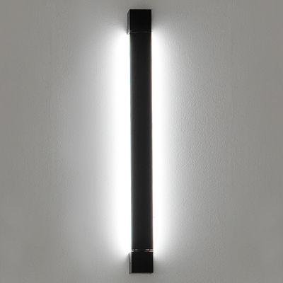Foto Applique Pivot LED / Plafoniera - L 61 cm - Fabbian - Antracite - Metallo