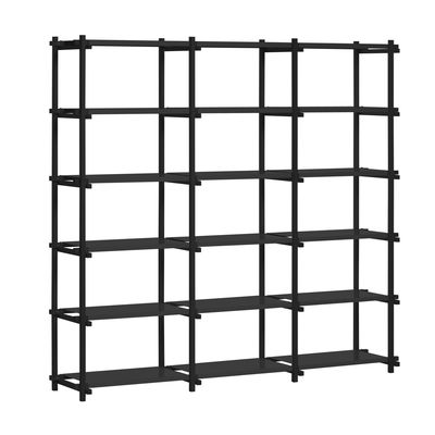woody l 206 x h 196 cm hay regal. Black Bedroom Furniture Sets. Home Design Ideas