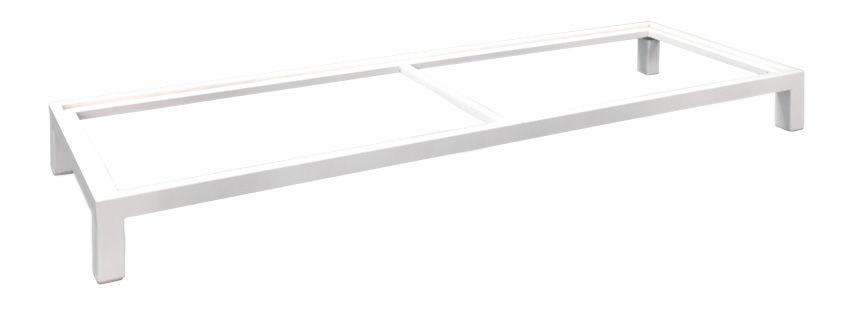 Base pour armoires et casiers stack l 145 cm blanc l for Alessi porte prezzi
