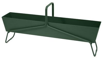 Foto Fioriera Basket lunga / L 119 x H 54 cm - Fermob - Cedro - Metallo