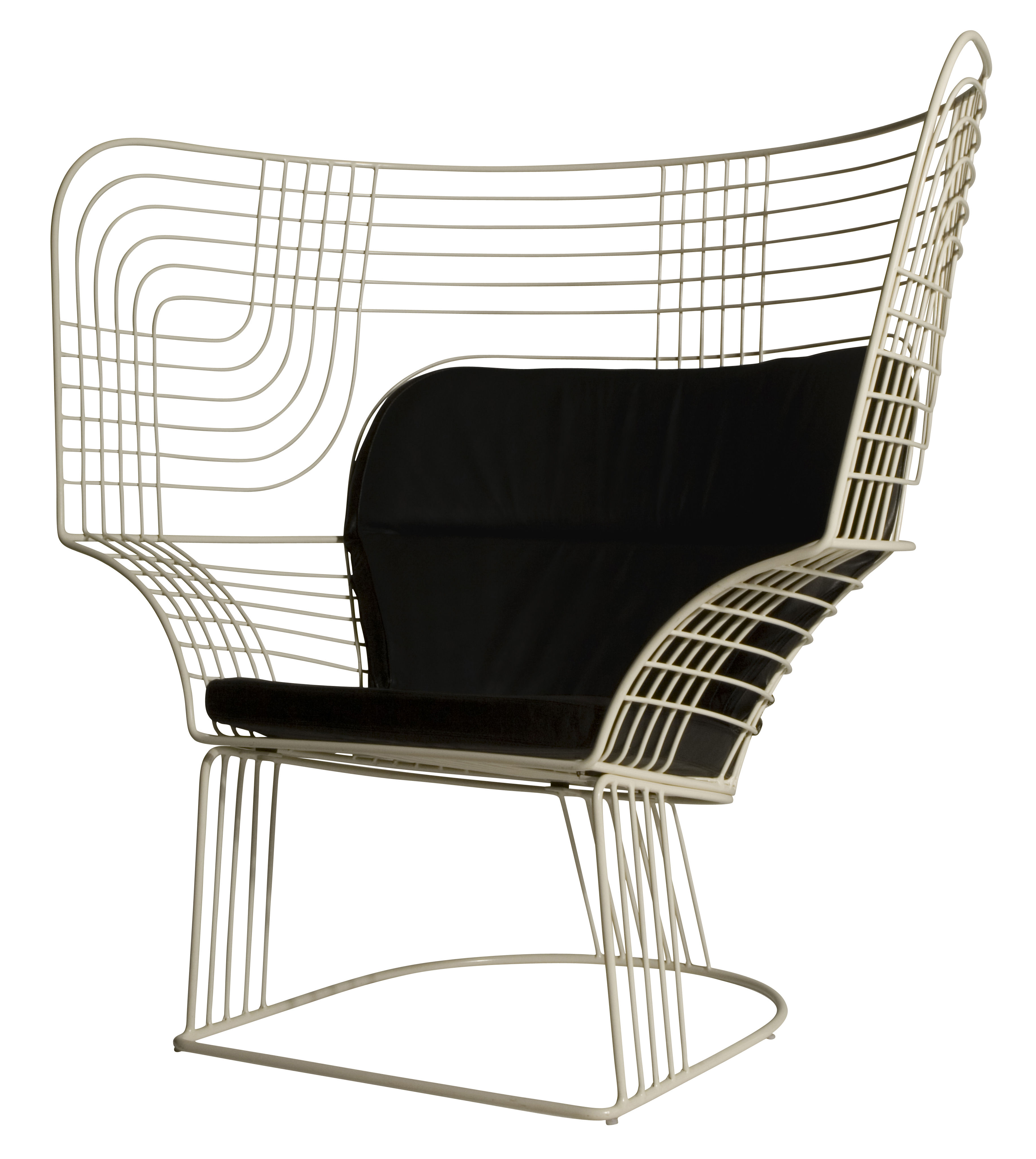 Link Easy Chair Armchair White By Tom Dixon