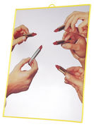 Miroir Toiletpaper / Lipsticks...