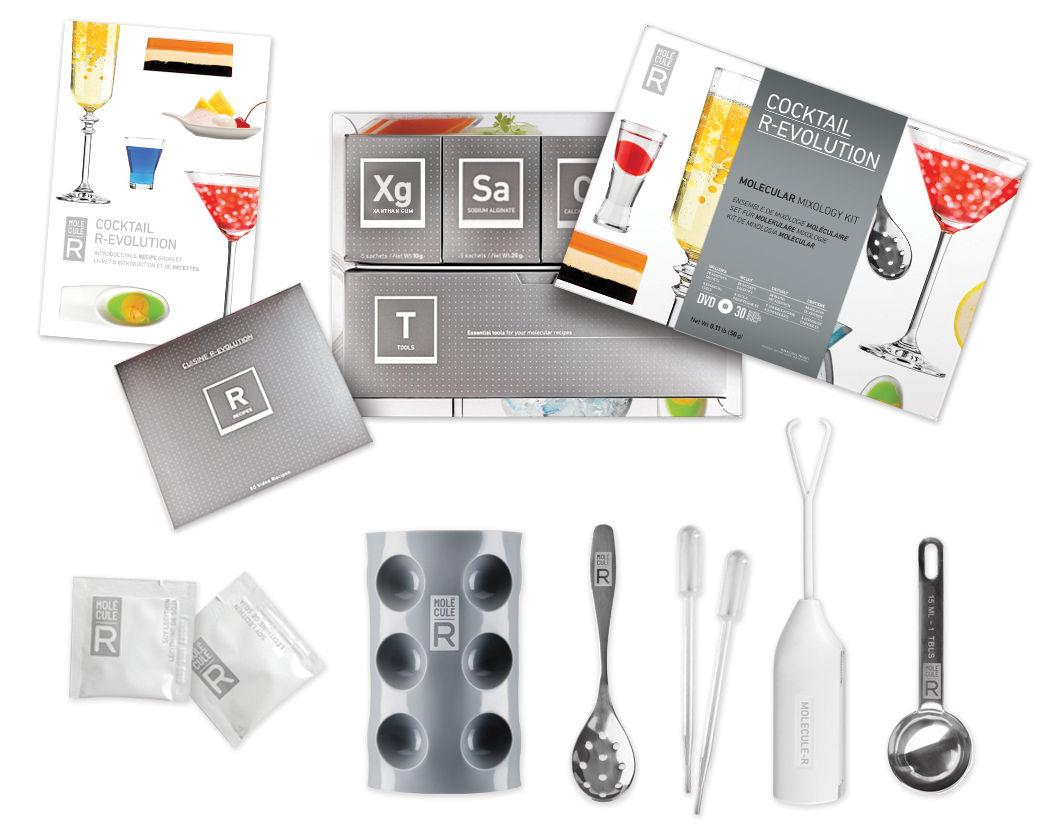 kit cuisine mol culaire cocktail r volution cocktails mol cule r. Black Bedroom Furniture Sets. Home Design Ideas