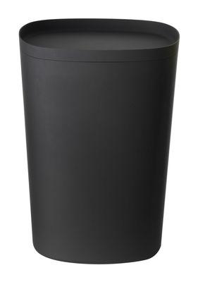 poubelle hideaway panier linge 45 litres noir muuto. Black Bedroom Furniture Sets. Home Design Ideas