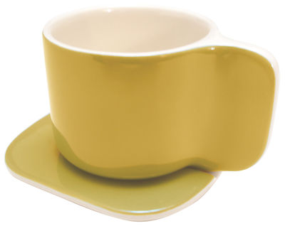 Ti Coffee cup - Cup and saucer set