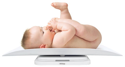 Smart baby scale