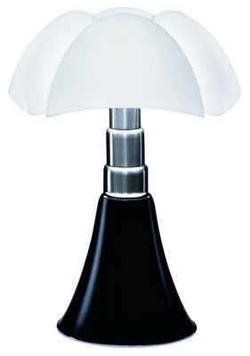 Image of Lampe de table Pipistrello - Martinelli Luce T?te de n?gre