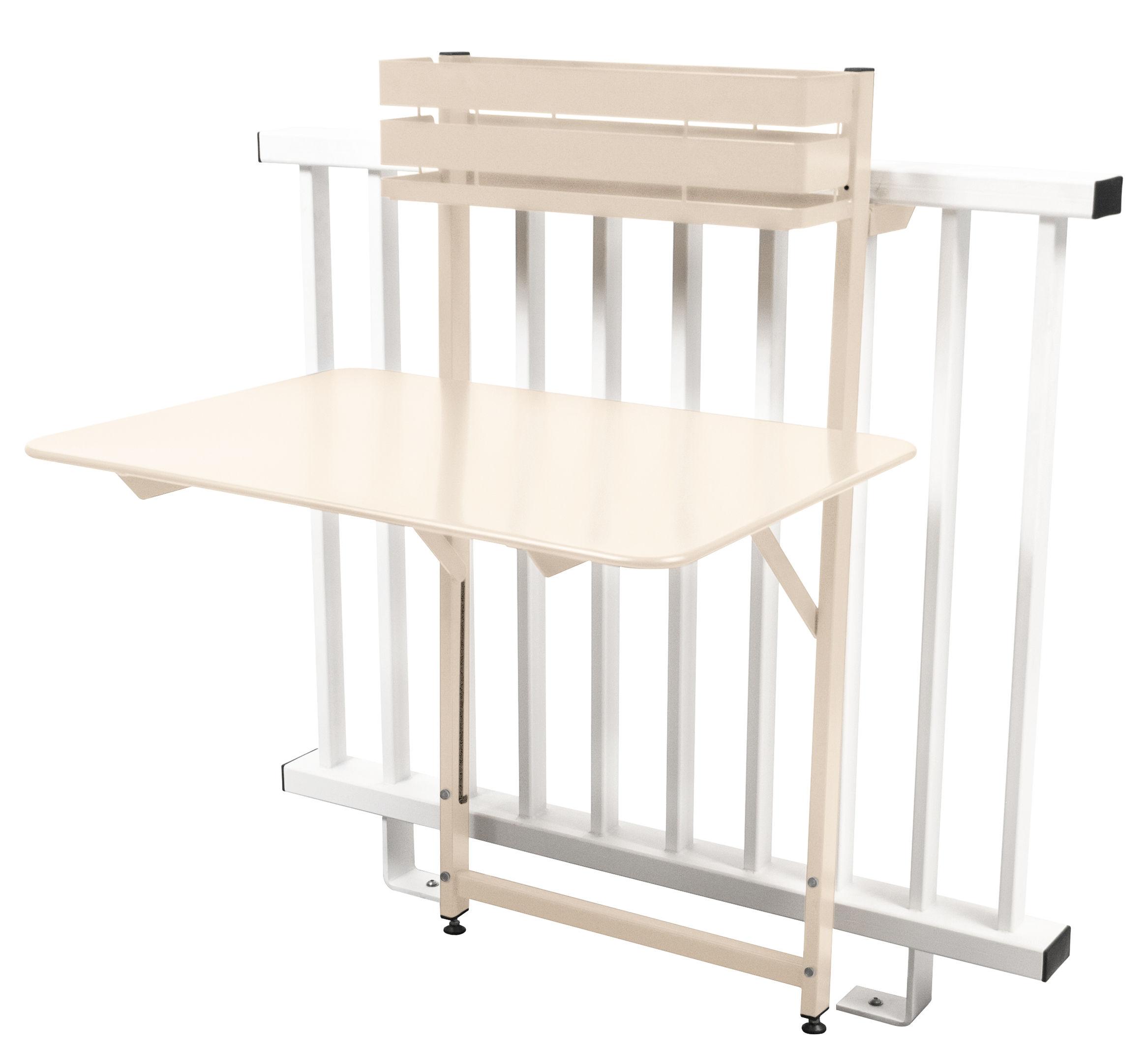 Table rabattable balcon maison design - Table de balcon rabattable ...