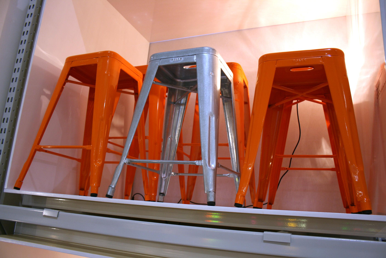 Tabouret haut h h 75 cm acier pour l 39 int rieur tolix acier for Definition du produit interieur brut