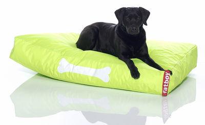 pouf doggielounge pour chien large citron vert fatboy. Black Bedroom Furniture Sets. Home Design Ideas