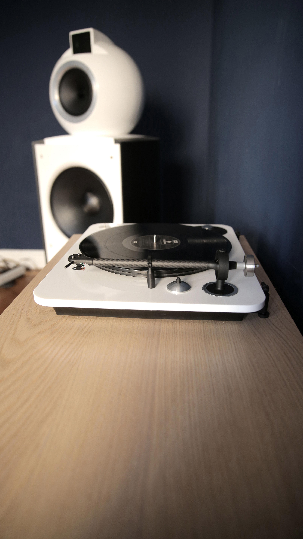 platine vinyle omega bluetooth usb pr amplifi e. Black Bedroom Furniture Sets. Home Design Ideas