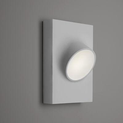 Applique ciclope led pour l 39 ext rieur blanc artemide for Luminaire exterieur blanc