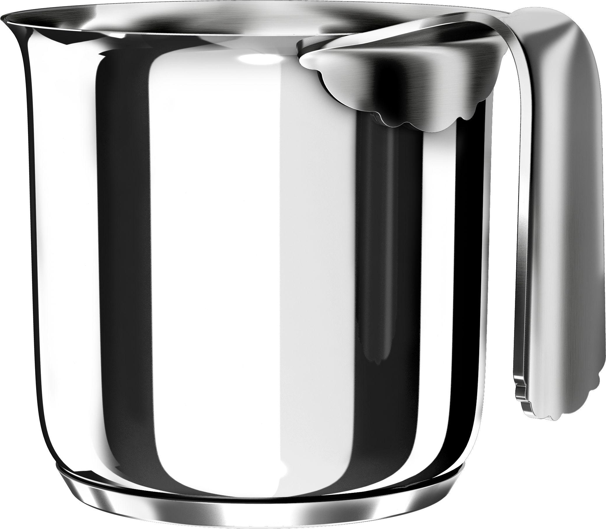 Bouilloire lait dressed acier brillant alessi - Bouilloire a lait ...