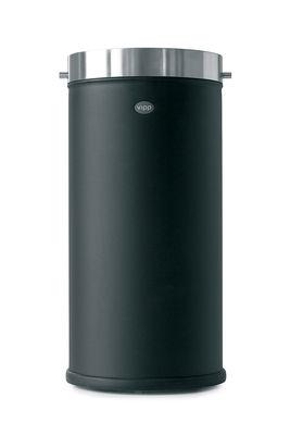 poubelle vipp52 de bureau 40 litres noir vipp. Black Bedroom Furniture Sets. Home Design Ideas