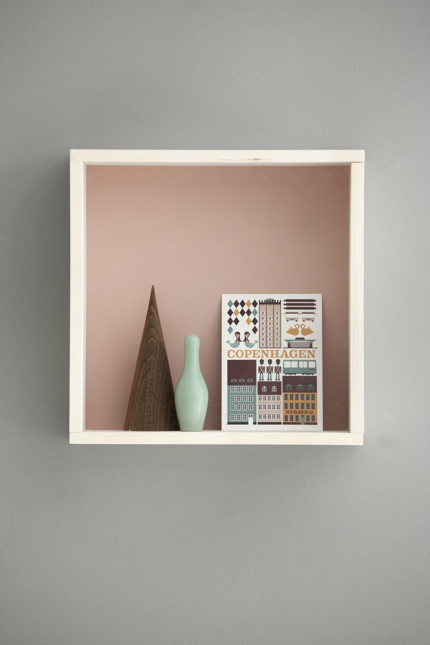 display box vitrine 30 x 30 cm ferm living regal. Black Bedroom Furniture Sets. Home Design Ideas