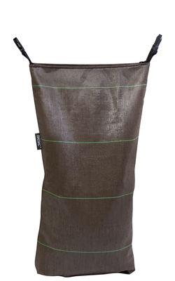 Foto Sacco per umidi Medium 40L - / sacco per compost di Bacsac - Marrone - Tessuto