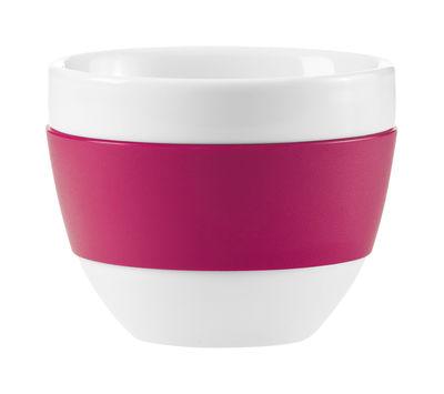 Image du produit Tasse à café Aroma Ø 6 x H 5 cm - Koziol Framboise en Matière plastique