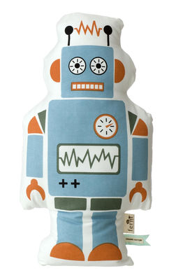 Mr. Big Robot Cushion