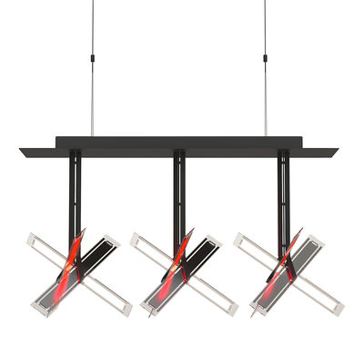 Suspension MGR3 technologie Oled by Blackbody Made in design Editions
