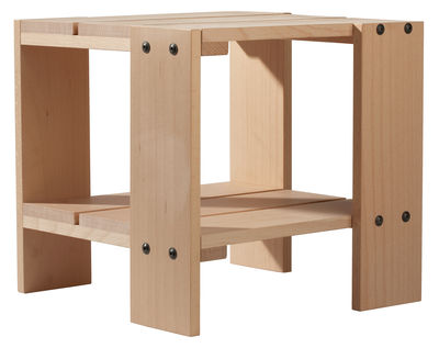 Table enfant Crate Table Junior Rietveld by Rietveld Pop corn