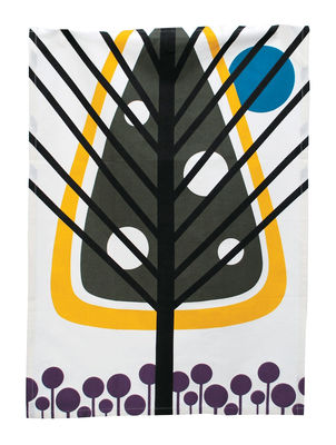 Pine Tea towel