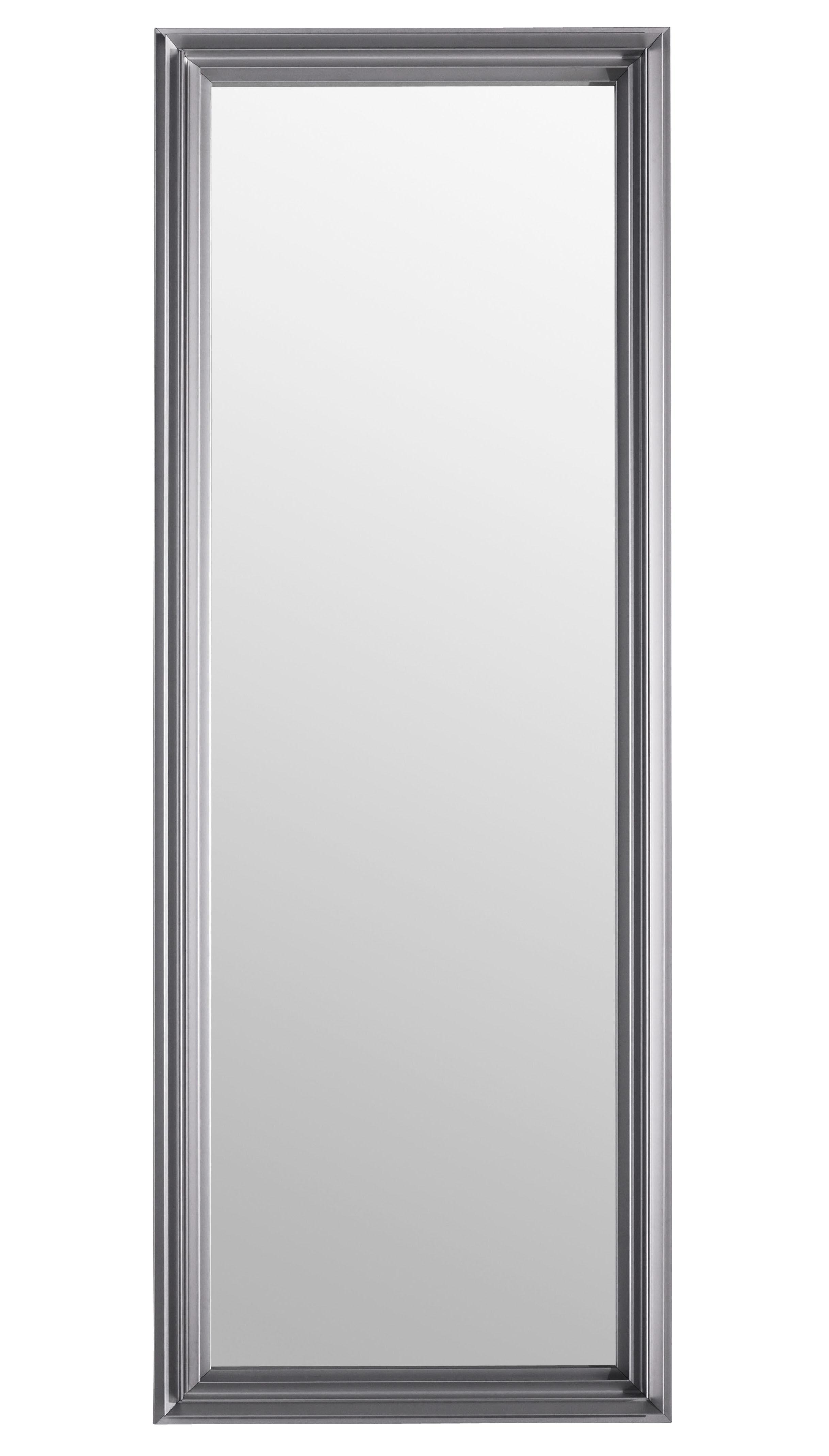 Miroir star system 90 x 240 cm aluminium rectangulaire for Miroir 90x30