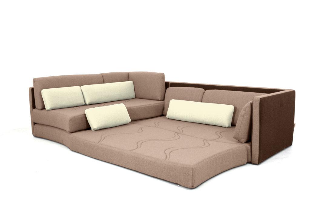 m ridienne alter ego by ric gizard en exclusivit convertible accoudoir gauche l 171 cm. Black Bedroom Furniture Sets. Home Design Ideas