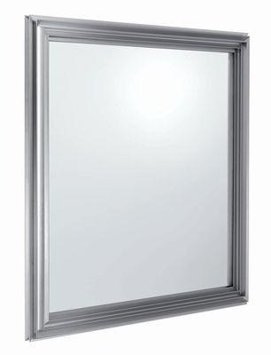 Foto Specchio Star System - 130 x 130 cm di Driade Kosmo - Alluminio - Metallo
