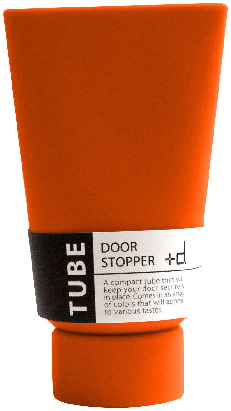 cale porte tube de peinture orange pa design. Black Bedroom Furniture Sets. Home Design Ideas