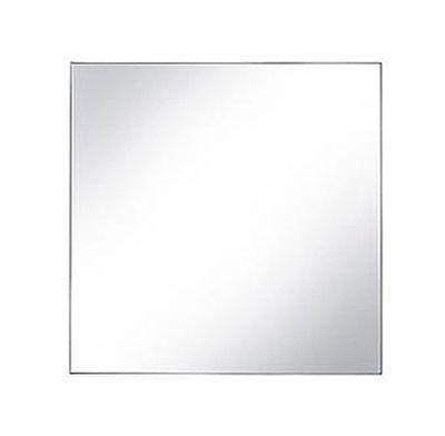 Miroir no frame ii 90 x 90 cm carr 90 x 90 cm for Miroir 90 cm