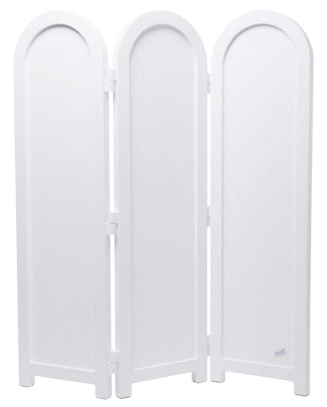Paravent paper blanc moooi for Paravent retractable interieur