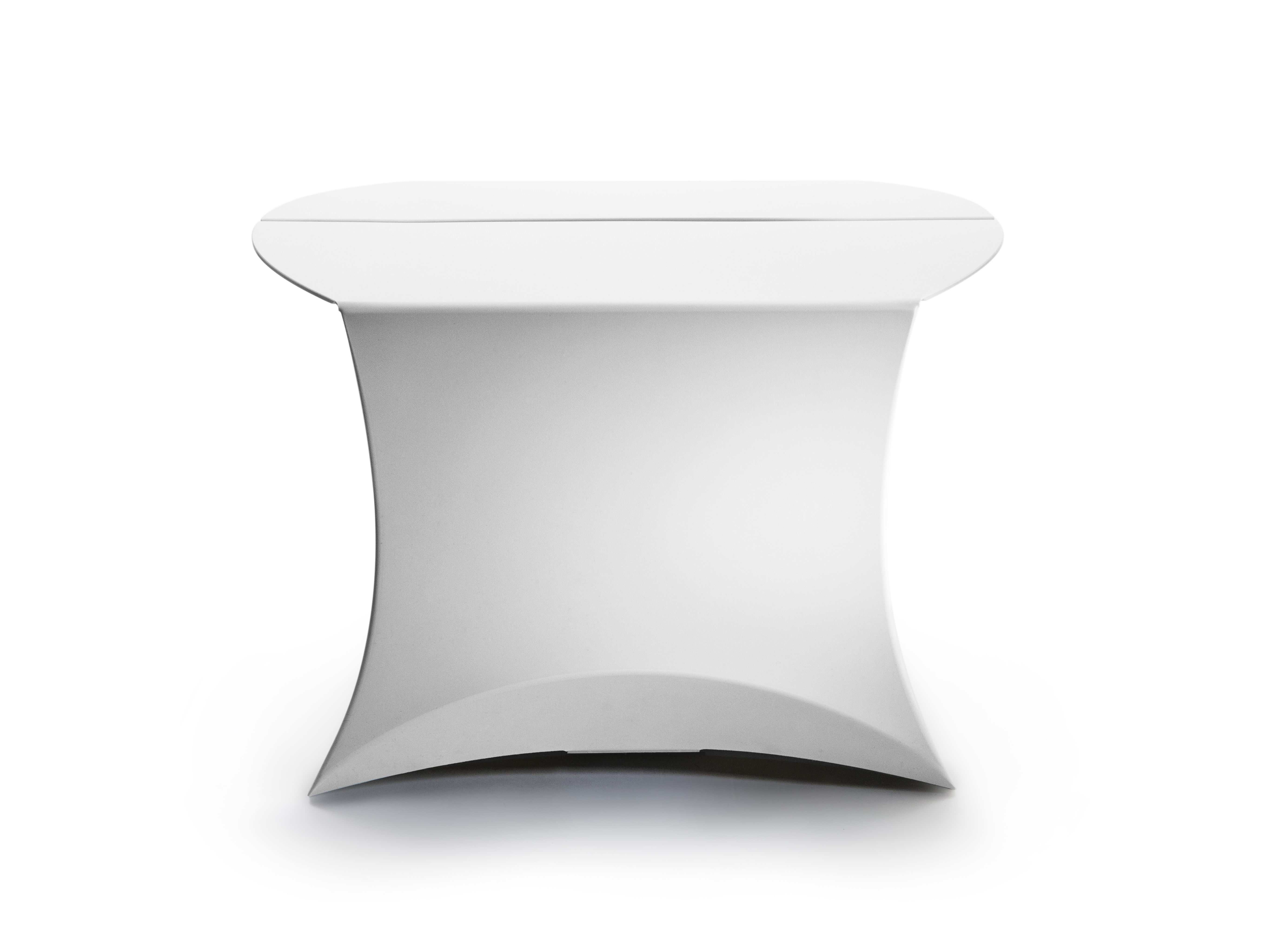 Coffee Small Coffee Table White By Flux